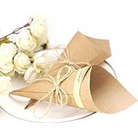 JZK caramelle scatola bomboniera scatola del regalo per matrimonio compleanno festa battesimo Baby party Baby Shower Festival