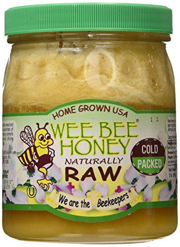 Wee Bee Raw Honey - Natural - 32 oz