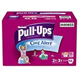 Health & Personal Care : Pull-Ups Training Pants with Cool Alert for Girls, 68 Count
