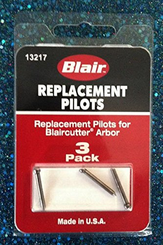 13000 Series Blaircutters - BLAIR (3) Replacement Pilots for Blaircutter Arbor - 13217