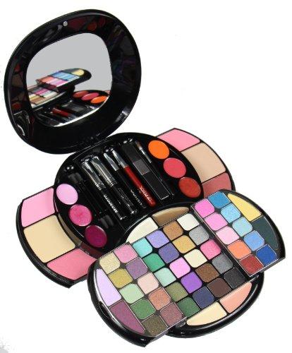 BR luxe palette de maquillage (64 couleurs) - brillance perle supplémentaire