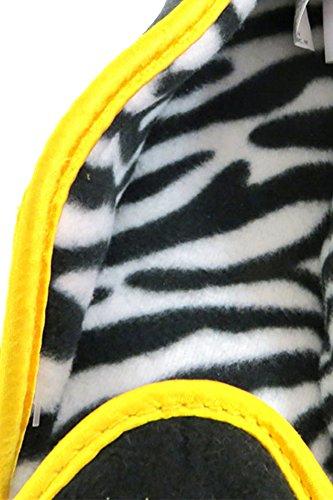 Scarvesme Licentie Hello Kitty Gezellige Zebra Interieur Fleece Slipper