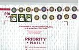 USPS Prepaid Priority Mail Padded Envelopes (10 pack)