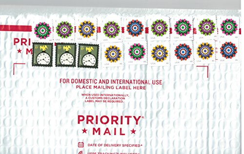 USPS Prepaid Priority Mail Padded Envelopes (10 - Business Usps Rates
