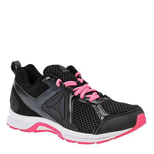 Reebok Chaussures De Course Runner 2.0 Mt Noir / Charbon / Acide Rose / Blanc