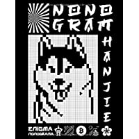Enigma Nonograma: Juego De Lógica Japonés   Más De 100 Nonogramas Desafiantes 40x40 50x50 60x60   Pasatiempos Para…