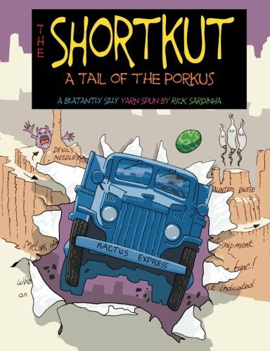 The Shortkut: A Tail of the Porkus (Volume 1) ebook