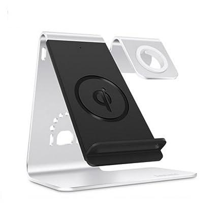 ZHRUYY Cargador Inalámbrico Iphonex, Apple X / 8Plus, Xiaomi, Samsung S8, Cargador