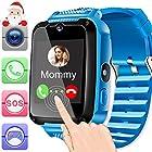 iGeeKid Kids Smart Watch with FREE SIM Card [Speedtalk] for Girls Boys Game