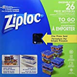 Ziploc To Go Containers Variety Pack - 26 Count
