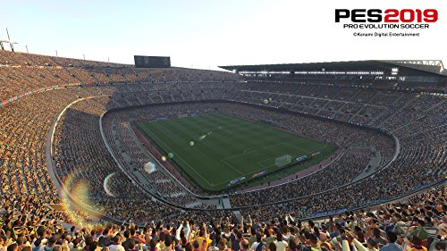 51Hrl3ifCvL - Pro Evolution Soccer 2019 - Xbox One Standard Edition