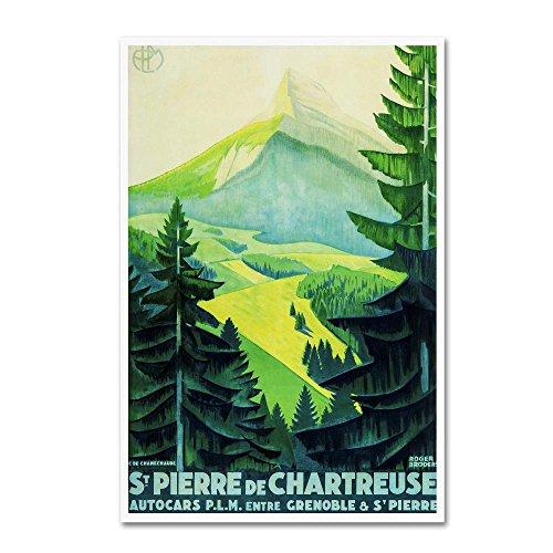Travel 313 by Vintage Lavoie, 16×24-Inch Canvas Wall Art 51HrlVIKlFL