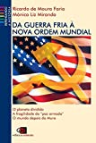 capa de Da Guerra Fria à Nova Ordem Mundial