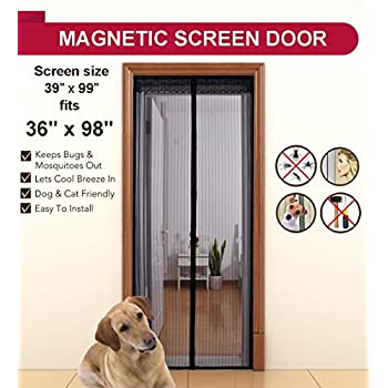 Amazon Com Bug Off 32 By 96 Instant Screen Fits Tall