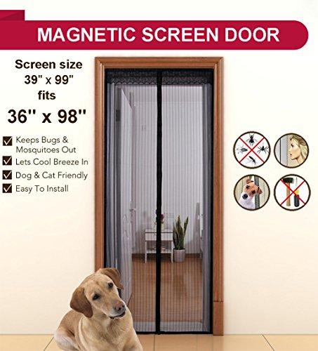 36 inch screen door - 8