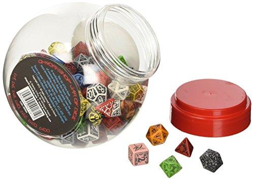 Q Workshop Jar of Dice #2 (150 STK.) Board Game ()