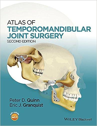 Atlas Of Temporomandibular Joint Surgery Kindle Edition By Quinn
