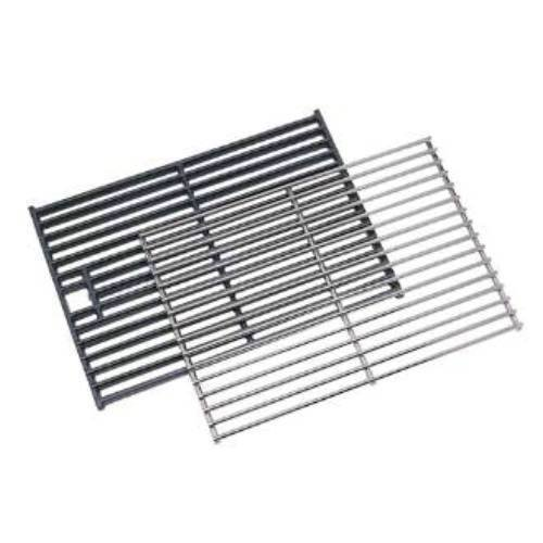 Fire Magic 17 3/4 x 14 3/4 Porcelain Rod Cooking Grids, 2 Pcs - 3538-2 by Fire Magic