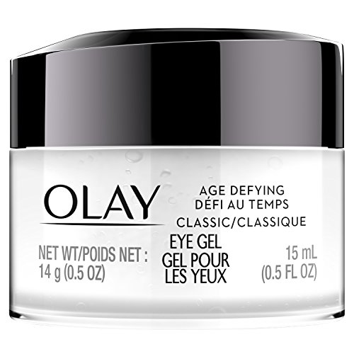 Serum And Eye Cream Gel - Olay Age Defying Classic Eye Gel, 0.5 oz  Packaging may Vary