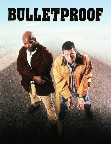 DVD : Bulletproof