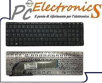 Teclado italiana Keyboard para ordenador portátil HP ProBook 455 G1 Series: Amazon.es: Electrónica