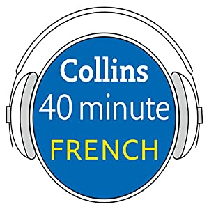 French in 40 Minutes Audiobook