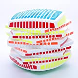 13x13x13 YJ Moyu White Pillowed Puzzle Cube Smooth Twisty Puzzle Toy 13x13