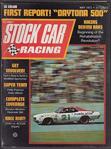 STOCK CAR RACING Daytona Don Diffindorf Winston Western-Riverside