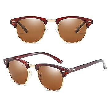 PFMY.DG Gafas de Sol polarizadas para Mujer con protección ...