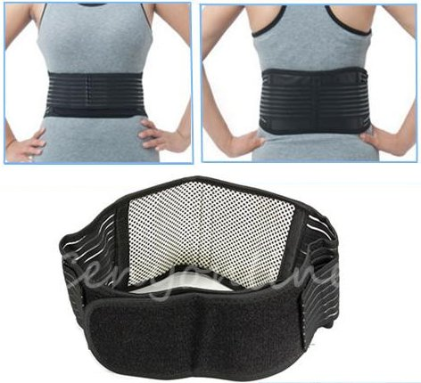 Tourmaline Adjustable Heating Magnetic Therapy product image