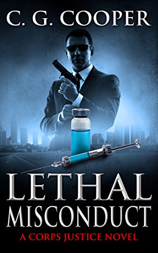 book cover of Lethal Misconduct