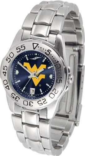 Sport Metal Anochrome Watch (West Virginia Mountaineers NCAA AnoChrome