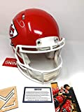 Patrick Mahomes Kansas City Chiefs Signed Autograph Authentic On Field Proline Full Size Speed Helmet Steiner Sports Certified