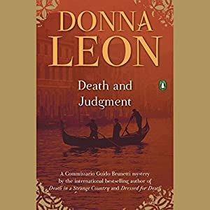 Death and Judgment Audiobook