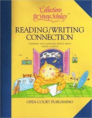 Book Reading/Writing Connection Thinking and Learning About Print - Consumable by Sra (1997-06-03)