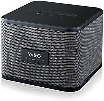 VARO Portable WiFi + Bluetooth Multi-Room Speaker