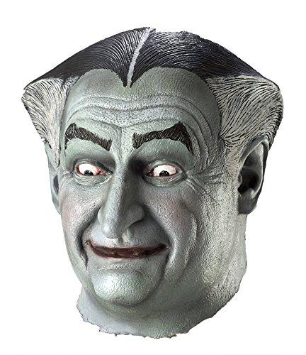 Grandpa Munster Mask Costume (Grandpa Munster Halloween Costume)