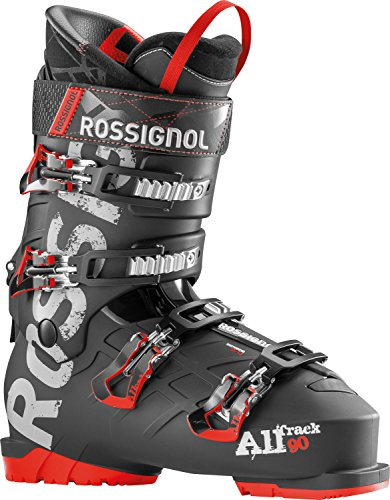 Rossignol Men's Alltrack 90 Ski Boots (Black/Red, 29.5)
