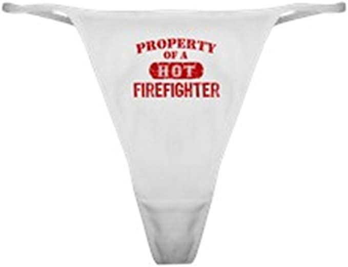 CafePress Bush Thong Underwear Funny Womens Panties
