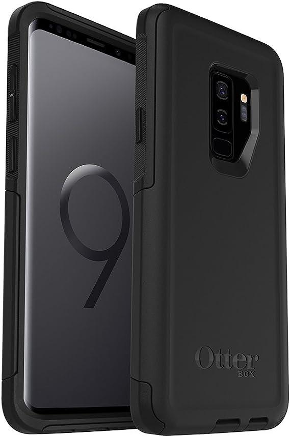 OtterBox COMMUTER SERIES Coque pour Samsung Galaxy S9 Plus Noir