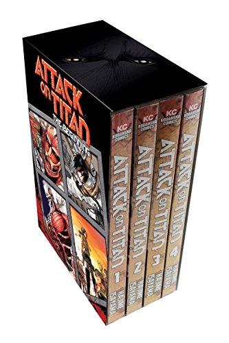 manga box set - 7