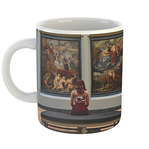 Westlake Art - Coffee Cup Mug - Musée Du - Modern Picture Photography Artwork Home Office Birthday Gift - 11oz (*9m-0a3-566) (Collection 566)