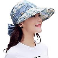 Sombreros Sunhat Mujer Sombreros para El Sol Amplio