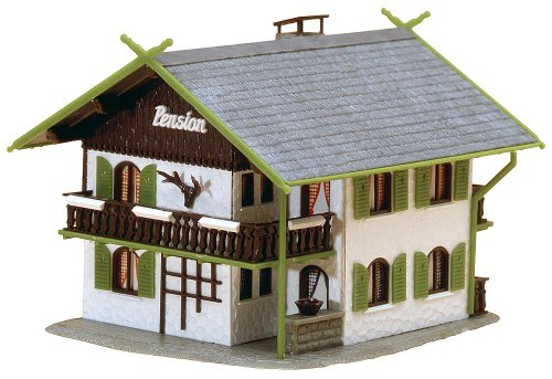 Faller 130286 Guest House Rosel HO Scale Building Kit