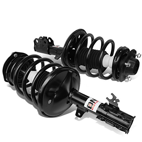 (For Camry/Solora Front Left/Right Fully Assembled Shock/Strut + Coil Spring 271679 271678 )