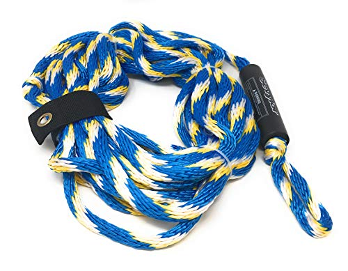 - Sevylor 1-2 Person Tow Rope 60 Ft Long for Towing Inflatable Tubes