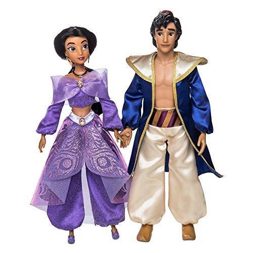 Disney Aladdin and Jasmine Singing Duet Doll Set