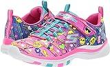 Skechers Trainer Lite Happy Dancer Girls Sneakers Multi 12