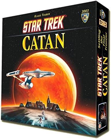 Mayfair Games Star Trek Catan: Amazon.es: Juguetes y juegos