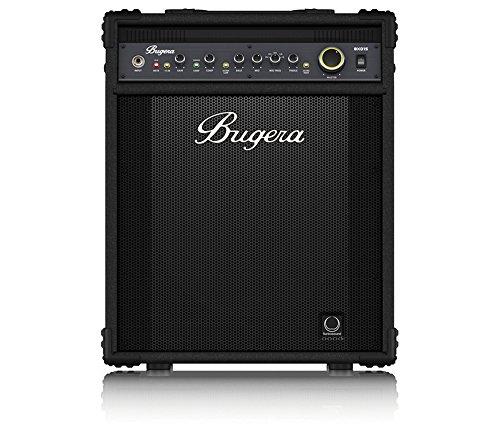 - BUGERA BXD15 1000-Watt 2-Channel Bass Amplifier with 15